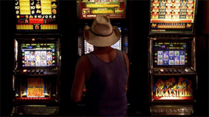 Playing pokies in ACT