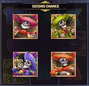 Grim Muerto second chance bonus