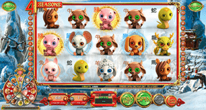 4 Seasons slot game