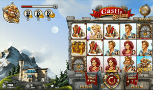 Castle Builder pokies