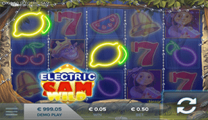 Electric Sam pokies