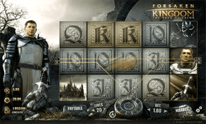 Forsaken Kingdom pokies
