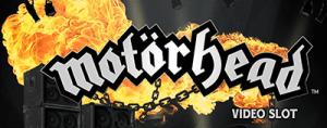 Motorhead slot game