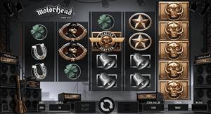 Motorhead pokies game