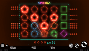 Spectra by Thunderkick