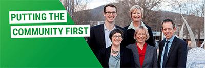 Canberra pokies reform
