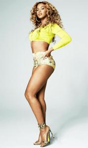 Beyonce slots