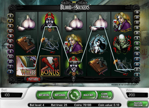 Blood Suckers pokies practice play