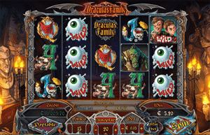 Dracula's Family slot game