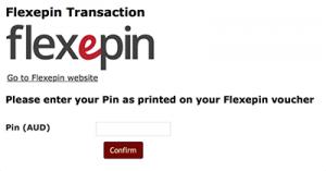Flexepin pokies