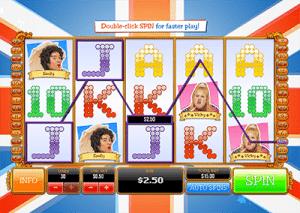 Little Britain Playtech slot