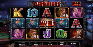 Lost Vegas real money pokies