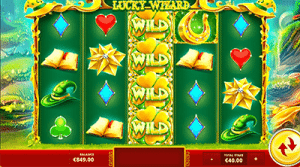 Lucky Wizard by Red Tiger Gaming