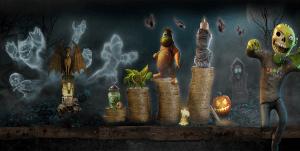 Slots Million Halloween special bonus