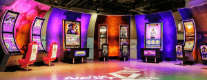 Aristocrat poker machines
