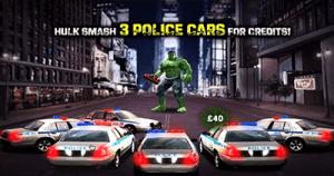 Incredible Hulk pokies bonus
