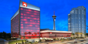 The Lucky Dragon Casino & Hotel opens in Las Vegas in December 2016