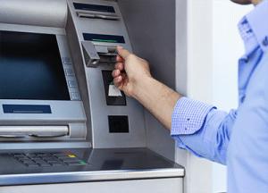 ATM pokies withdrawals