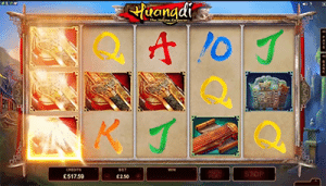 Huangdi slot game