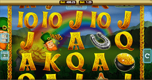 Shamrock 'N' Roll slot
