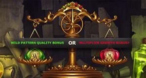 Alchymedes bonus game