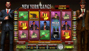 New York Gangs slot