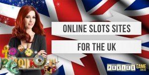 UK slots sites