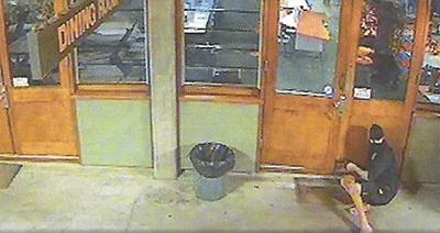 Townsville pokies robbery