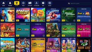 William Hill Casino slot games
