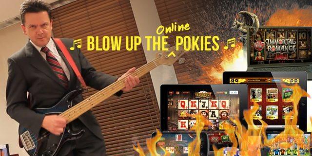 Online pokies gambling Australia new laws worse