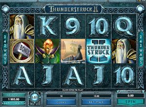 Thunderstruck II pokies